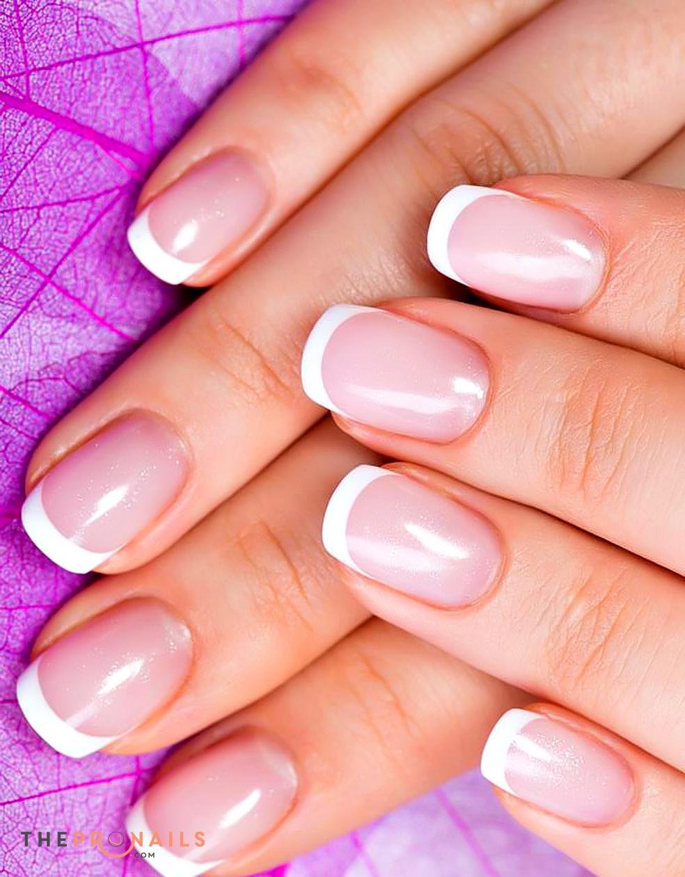 Princess Nails Peoria | French Gel Manicure